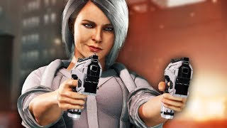 SILVER SABLE | Spider-Man - Part 4