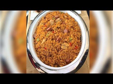 HOW TO MAKE JAMBALAYA RICE – RICE RECIPE – ZEELICIOUS FOODS