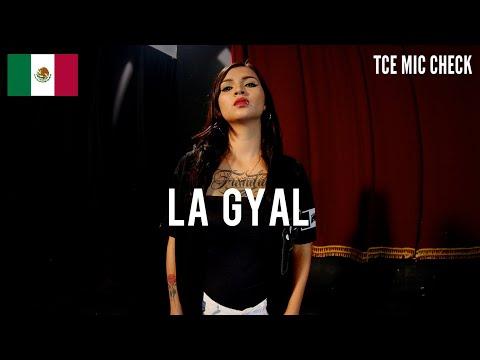 La Gyal - Que Se Siente [ TCE Mic Check ]