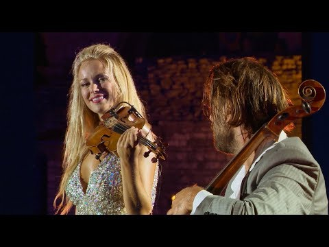 HAUSER and Caroline Campbell Play Cello and Violin
