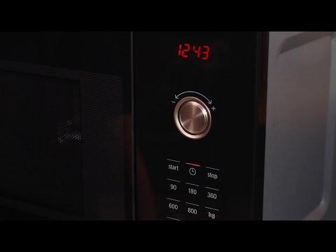 Bosch HMT75M654 Indbygningsmikroovn