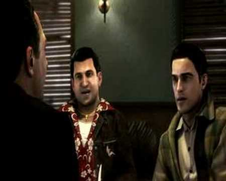 Trailer de Mafia II Director's Cut