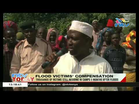 The Energy committee urge government to compensate Tana river flood victims