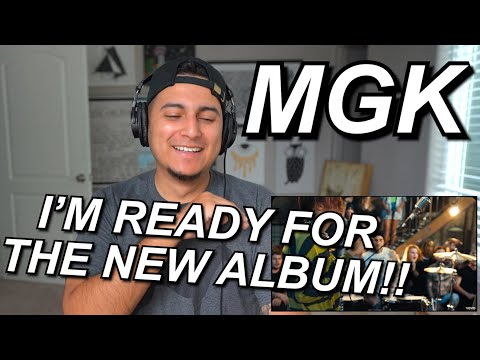 "MACHINE GUN KELLY – ""I THINK I'M OKAY"" REACTION!! 