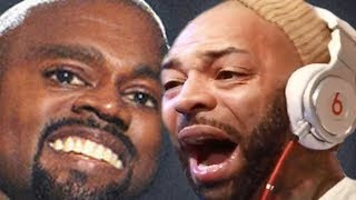 Joe Budden gets TRIGGERED by Kanye West