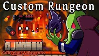 Enter the Gungeon | Laser Light Pews | Custom Rungeon