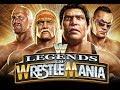 Wwe Legends Of Wrestlemania ps3 Wrestlemania Tour Mode