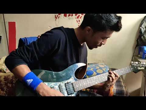 Obosh Onuvutir Deyal --- Artcell (solo cover) by Rajib Biswas.