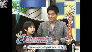 [Vietsub] Khang Hy Đến Rồi Kang Xi Lai Le - Guest: Ella, Zai Zai and Xiao Xiao Bin [S.H.E VF]