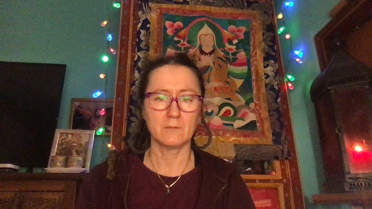 Lama Gangchen Tantric Self-Healing 2- Commentary by Lama Caroline - part 32 (EN)