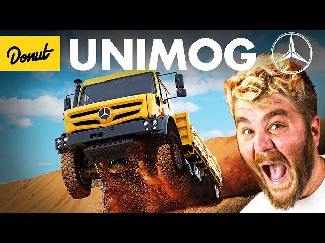 Προφορά βίντεο Unimog στο Αγγλικά