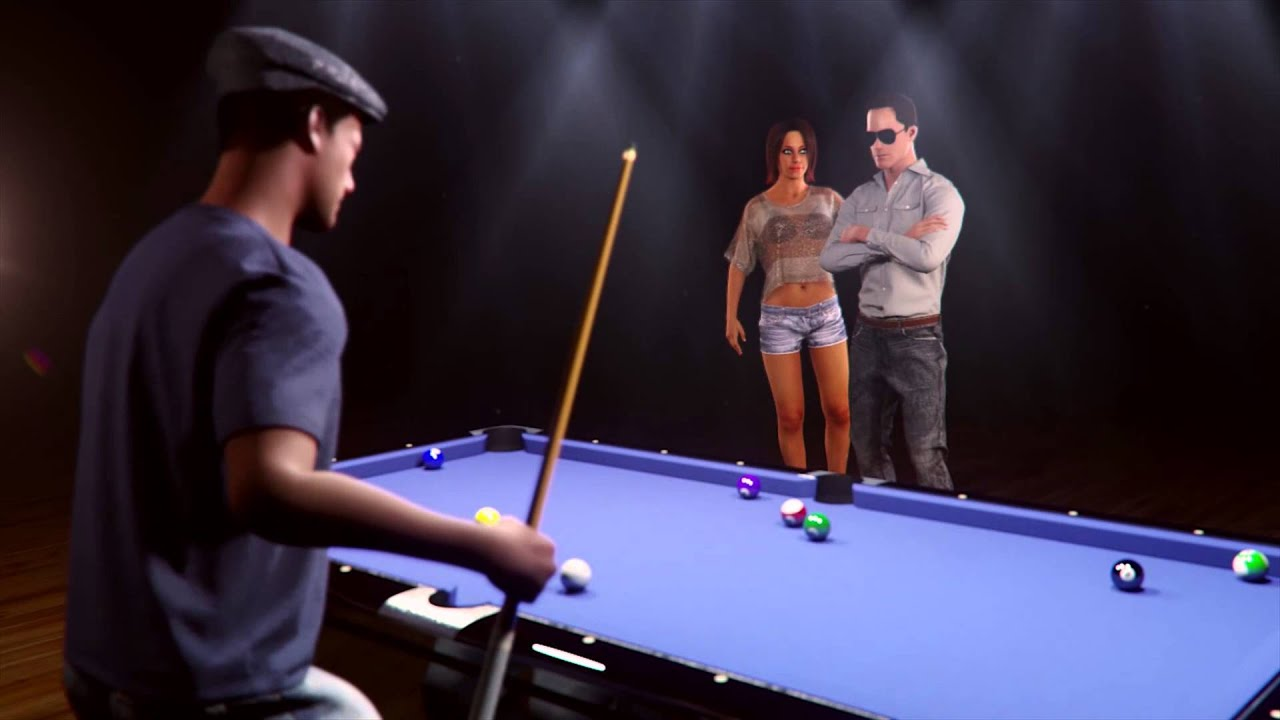 Pure Pool: Bring the Pool Hall Home on PS4