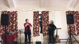 Iona Lane & Kate Howden sing Eppie Moray