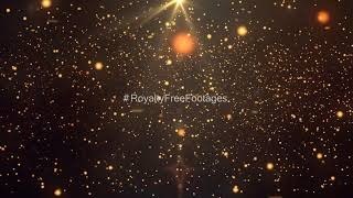 golden particles background video | Golden Bokeh particles | golden particles background hd | Bokeh
