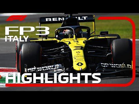 ボッタスがトップタイム。F1 2020 第8戦イタリアGP(モンツァ)フリープラクティス3ハイライト動画