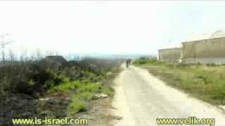 preview picture of video 'Mountain biking. Kfar Yona - Fortress Kakun - Reserve Bitsat Zita - Hedera. Israel. Кфар Йона - крепость Какун - заповедник Бицат Зита - Хедера'