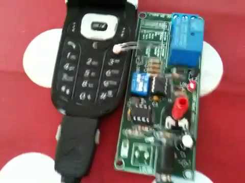 GSM Schalter/Relais selber bauen.