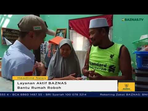 BAZNAS News - Layanan Aktif BAZNAS Bantu Keluarga Tunarungu di Depok