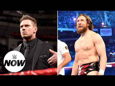 Daniel Bryan and The Miz reignite their rivalry: WWE Now