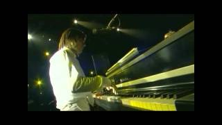 AIR feat. Charlotte Gainsbourg - Everything i Cannot See ( LIVE Concert Prive 2007 )
