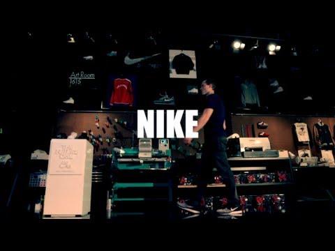 Skee Locker: Nike Lunar Force 1 Showcased By DJ Skee [Celebrating 30 Years Of Air Force 1]