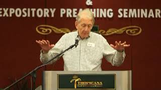 EPS 2012 Lecture 1 of 4 : David Jackman - Old Testament Prophecy and the Contemporary Church