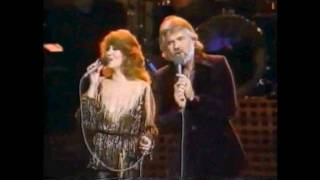 Kenny Rogers & Dottie West - Anyone Who Isn't Me Tonight LIVE