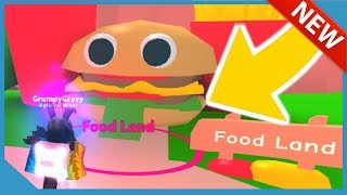NEW FOOD LAND UPDATE in ROBLOX MINING SIMULATOR (NEW HATS, PETS, ORES & TOOLS) - Video Youtube