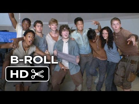 The Maze Runner B-Roll 2