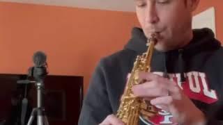 10MFAN VIRTUOSO SOPRANO SAX MOUTHPIECE: Dave Pollack on his new Virtuoso 6* Mouthpiece!