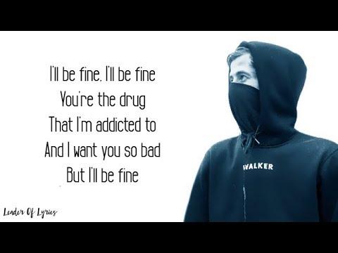 Alan Walker - ALL FALLS DOWN (Lyrics) (feat. Noah Cyrus with Digital Farm Animals)