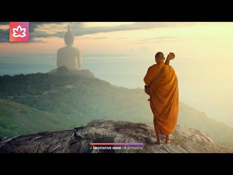 OM SHANTI OM Mantra with Tibetan Singing Bowls @432Hz || Peace Mantra || Buddhist Meditation Music (видео)