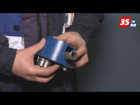 Череповчанин почти спилил блокиратор с газовой трубы и подверг опасности десятки соседей