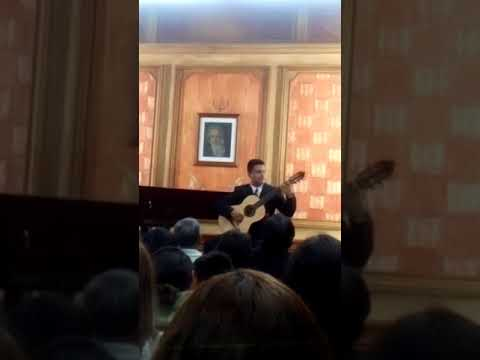 Malagueña — Tradicional. Por Juan Luis Ocotitla Z.