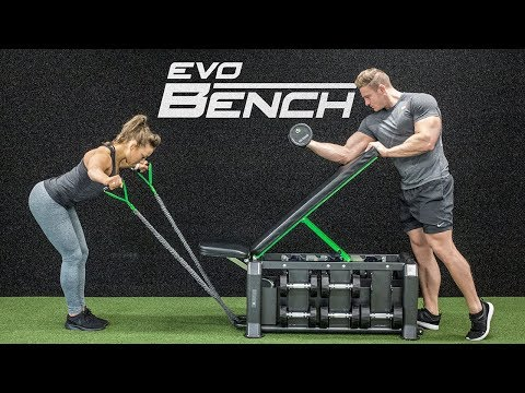 Introducing the Evo Bench  - The Ultimate Gym Boutique Solution