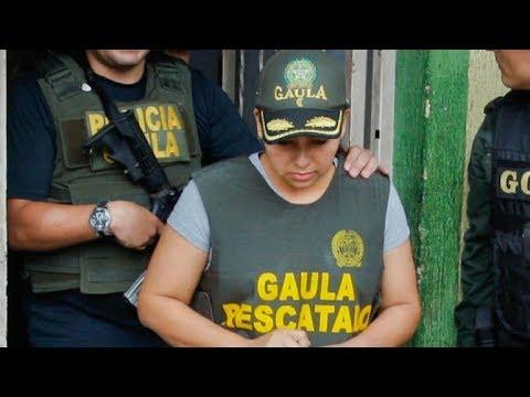 Rescatan a una mujer que habia sido secuestrada en mayo en Santander