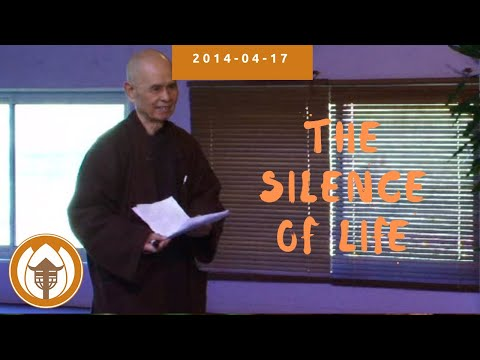 Video | Thich Nath Hahn: The silence of life
