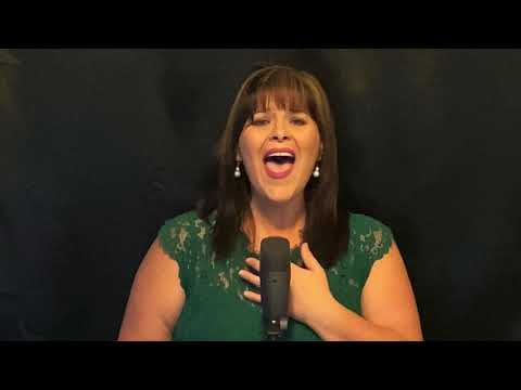 "Dawn Hayes singing ""My Immortal"" by Evanescence"