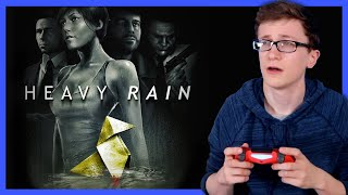 Heavy Rain | Interactive? Drama? - Scott The Woz