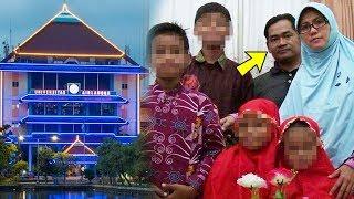 Di-DO dari Unair, Dita Pelaku Teror Bom Gereja Surabaya Miliki Nilai IPK yang Mengejutkan