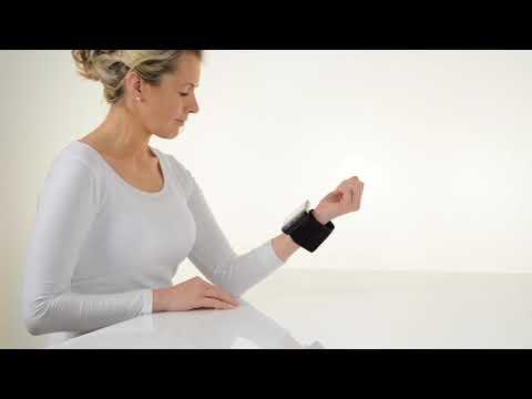 Misurazione della pressione sanguigna è costantemente