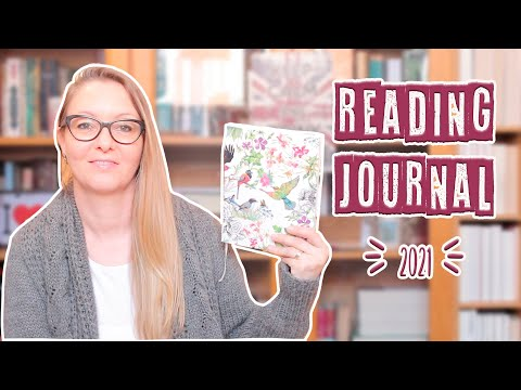 Reading Journal || Registro De Lecturas || Bullet Journal|| La Pecera De Raquel