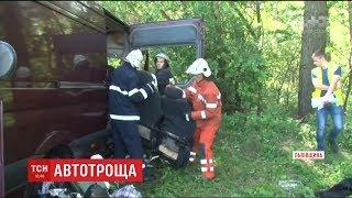 Шестеро загиблих і троє потерпілих: на Львівщині сталася масштабна ДТП