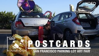 San Francisco's Parking Lot Art Fair