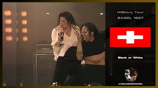 Michael Jackson Live In Basel 1997: Black or White - HIStory Tour