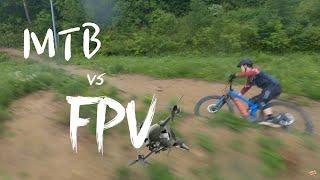 ????MTB vs FPV DRONE????/리바쇼 식쓰님과 함께한 영상/FPV레이싱드론 촬영의 활용성/fpv드론 촬영/레이싱드론 촬영/fpv freestyle-Cinematic FPV