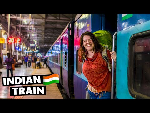 Download Why We LOVE Indian Trains! (India Travel Vlog) HD Mp4 3GP Video and MP3