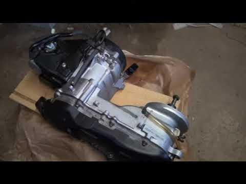 Zuma 125 Motor Reassembly