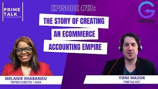 Melanie Shabangu | The Story of Creating an eCommerce Accounting Empire