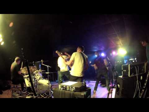 Weerd - Let Me Down (Live at Le Magick, Jambes, BE - 29 nov 2013)